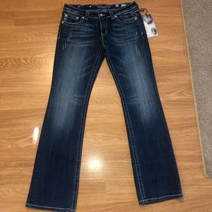 NWT Miss Me Jeans Size 31